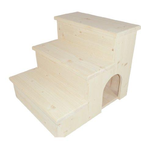 elmato 10709 katzentreppe g nstig kaufen auf hundetreppe. Black Bedroom Furniture Sets. Home Design Ideas