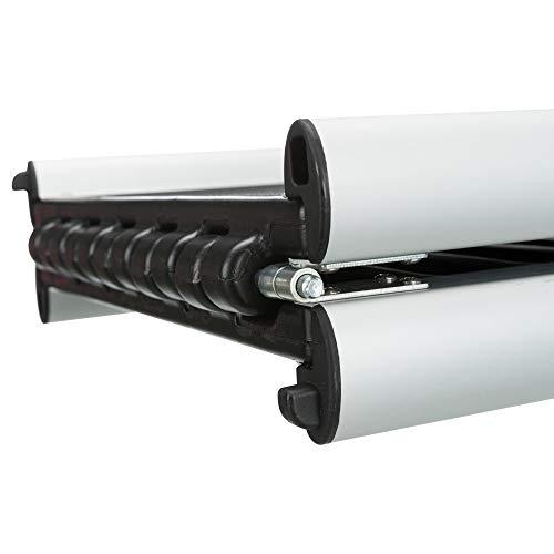 TRIXIE Autorampe ALU-KLAPP-RAMPE 155 x 38cm für Hunde - 3