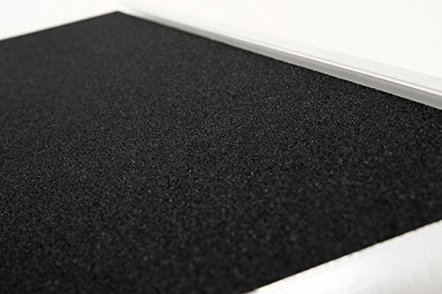 Faltbare Aluminium Hunderampe, Autorampe in verschiedenen Längen (183 x 38 x 5 cm) - 5