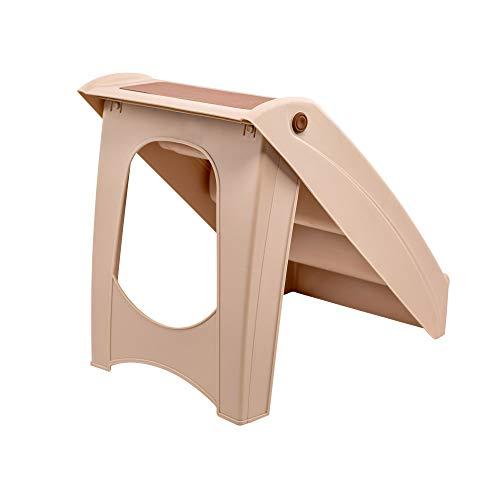 UPP® Hundetreppe Deluxe/ Hunderampe Katzentreppe Tiertreppe Steighilfe Stufen - 3