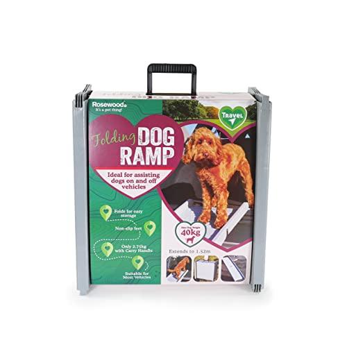 Faltbar Hund Reise Rampe