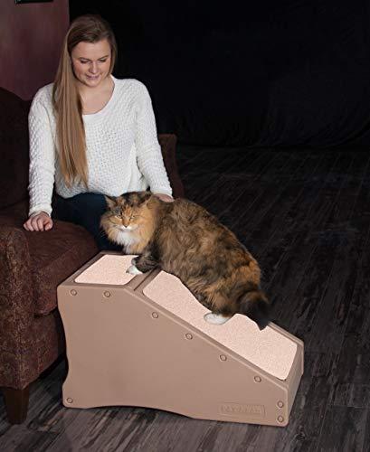 Rosewood Pet Gear gerade Rampe für Haustiere, 28x 16x 40,6cm, Tan - 2