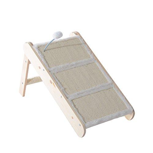 PawHut® Tiertreppe Katzentreppe Hundetreppe Treppe für Katze und Hunde (Modell 3)