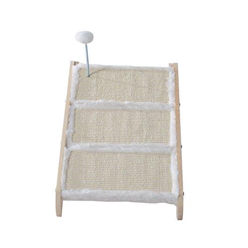 PawHut® Tiertreppe Katzentreppe Hundetreppe Treppe für Katze und Hunde (Modell 3) -