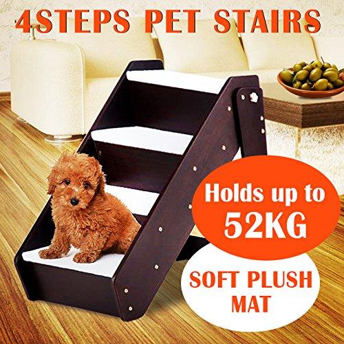 haustiere h lzerne treppen steigen klappbare leiter 4. Black Bedroom Furniture Sets. Home Design Ideas