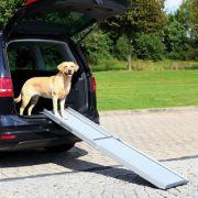 Teleskoprampe Petwalk Fuer Hunde